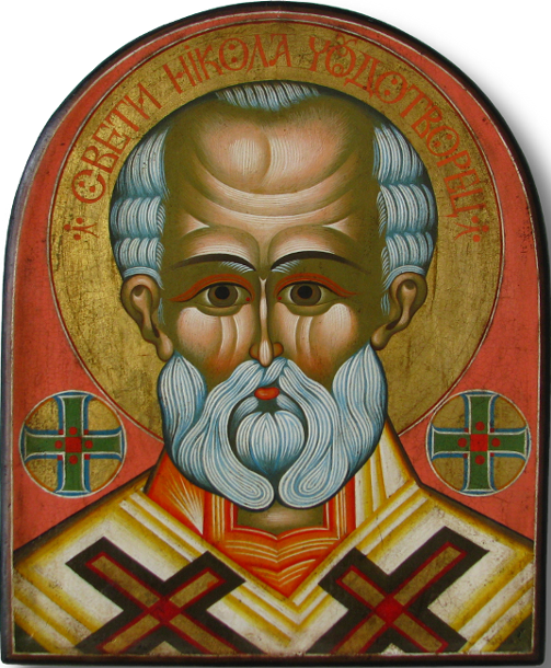 St. Nicholas the Wonderworker<br> - 16th Century