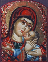 Holy Virgin  Compassion