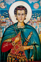 St. Demetrios of Thessaloniki  - 18th century