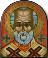St. Nicholas the Wonderworker  - 16th Century